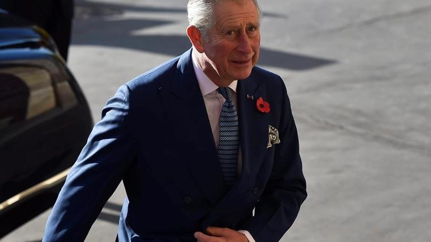 El príncipe Carlos alerta contra la persecución religiosa en la radio