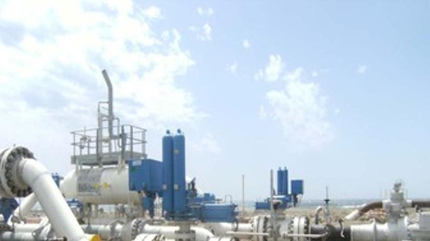 Gasoducto Medgaz