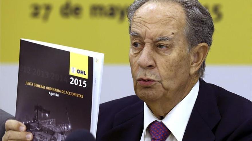 Villar Mir asegura que las tesis de Podemos ponen en peligro la recuperación económica
