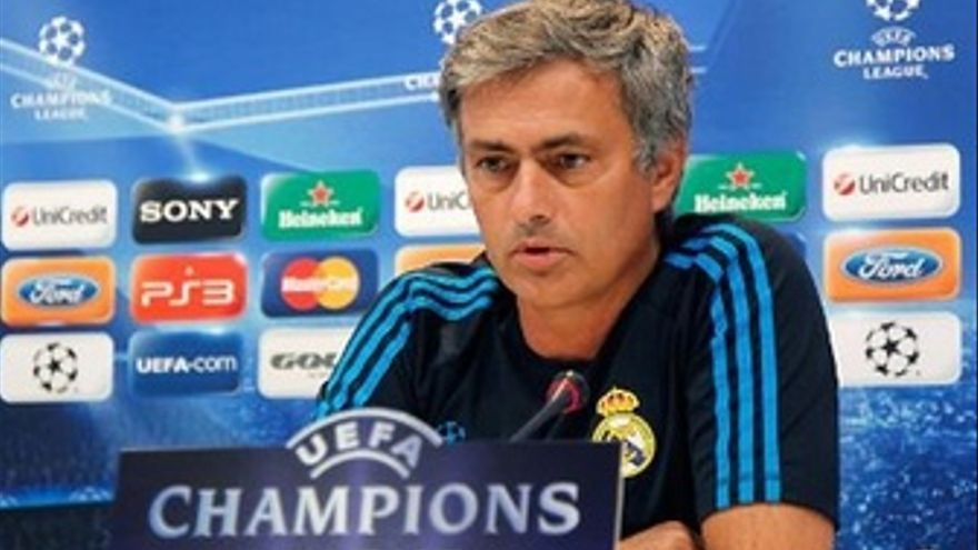 El Técnico Del Real Madrid, José Mourinho