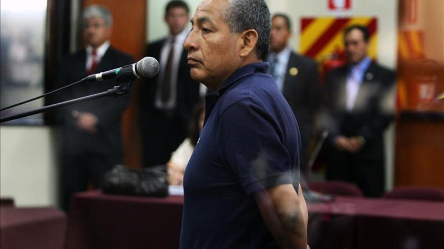 """""""Artemio"""" de Sendero Luminoso dice que Humala lo interrogó tras su captura"""