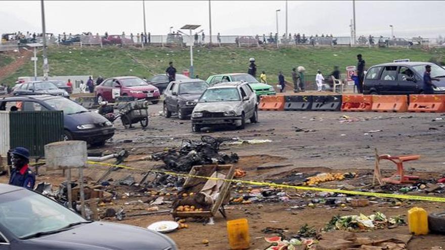 Varios muertos en un atentado suicida en una estación de autobuses en Nigeria