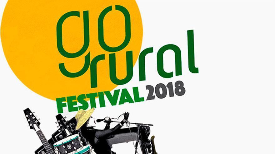 Go Rural Festival 2018 se realiza este 6 de octubre en Jaén.