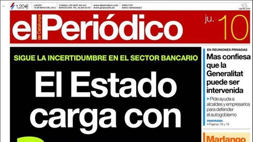 De las portadas del día (10/05/2012) #10