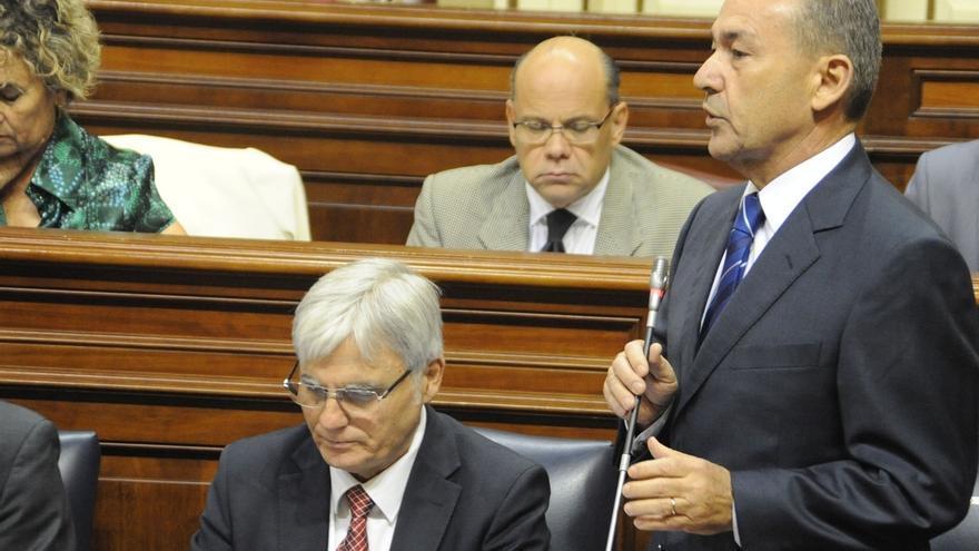 """Rivero defiende la subida de la PCI e insta al PP a no dar lecciones cuando es el partido de """"la caja B"""""""