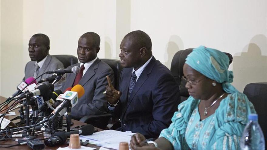 Imagen de archivo de Mbacke Fall, fiscal de las Cámaras Africanas Extraordinarias, un tribunal especial creado para juzgar al expresidente chadiano Hissène Habré. / Efe.