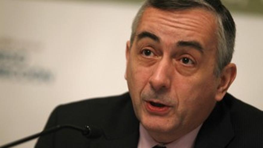 Secretario de Estado de Economía, Carlos Ocaña