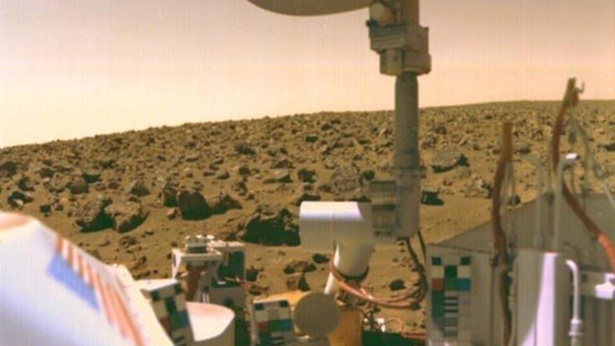 Ex científico de la NASA sostiene que encontraron vida en Marte en 1976