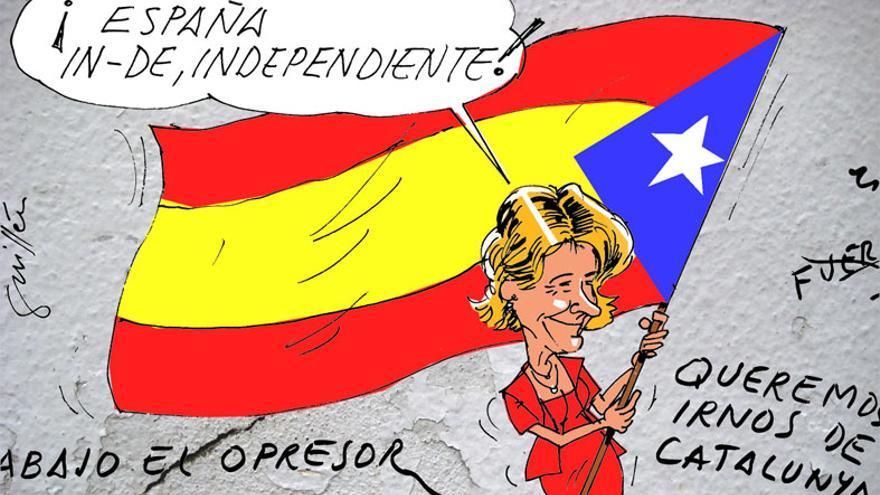 Catalanizando España