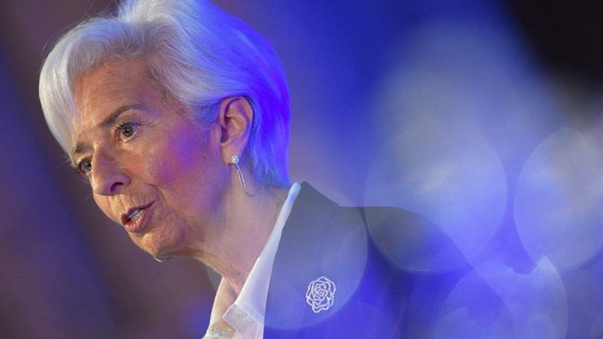 Lagarde dice que el BCE está listo para tomar medidas apropiadas