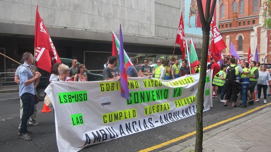 El proceso negociador de los convenios sectoriales vascos supera los 16 meses