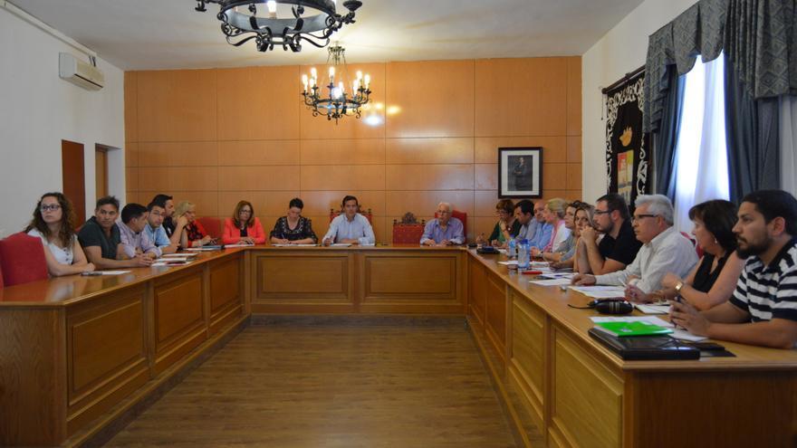 Pleno extraordinario en el Ayuntamiento de Seseña / Ayuntamiento