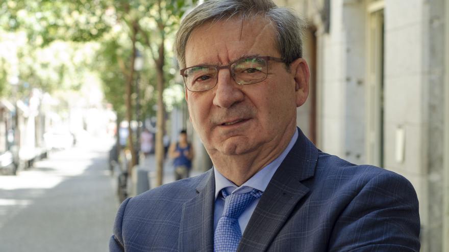 El director general de Memoria Histórica, Fernando Martínez.