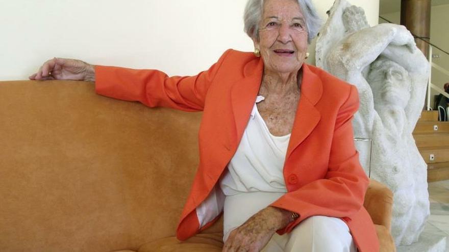 Fallece en Madrid a los 94 años la actriz Asunción Balaguer