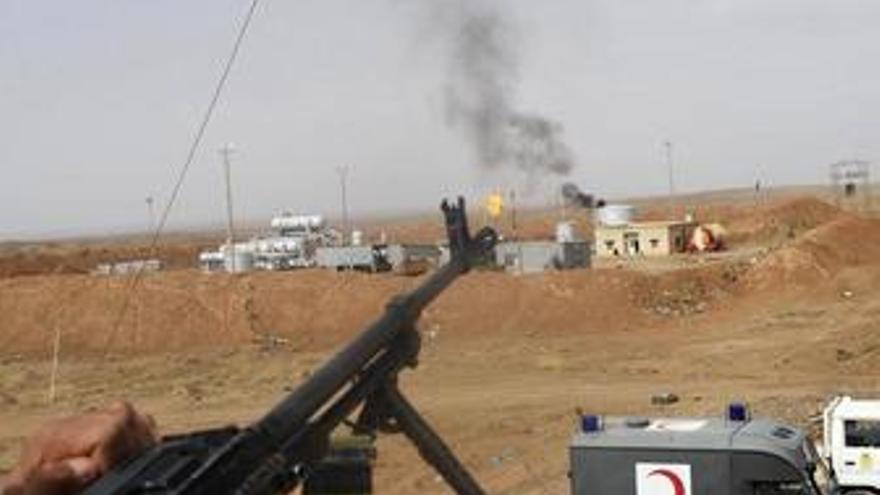 Bagdad anuncia la retirada parcial de las fuerzas iraníes en Fakka