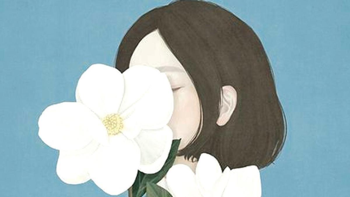 Recorte de la portada del libro 'Agujero', de Hiroko Oyamada