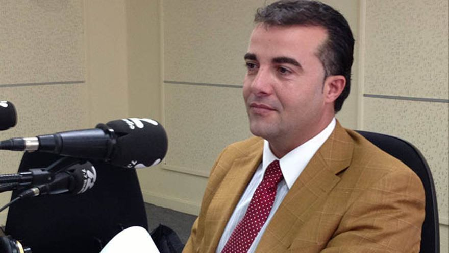 Alberto Rubio Ortega, de la asociación Jiménez de Asúa. Foto: Facebook.