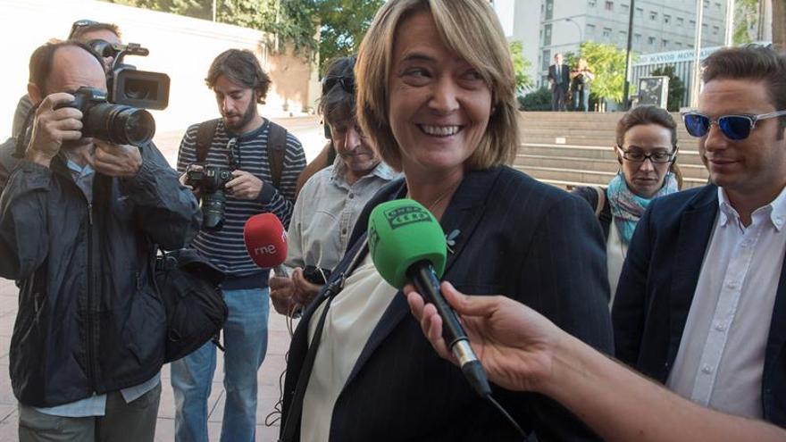Absuelta diputada provincial del PP porque no es delito que un político mienta