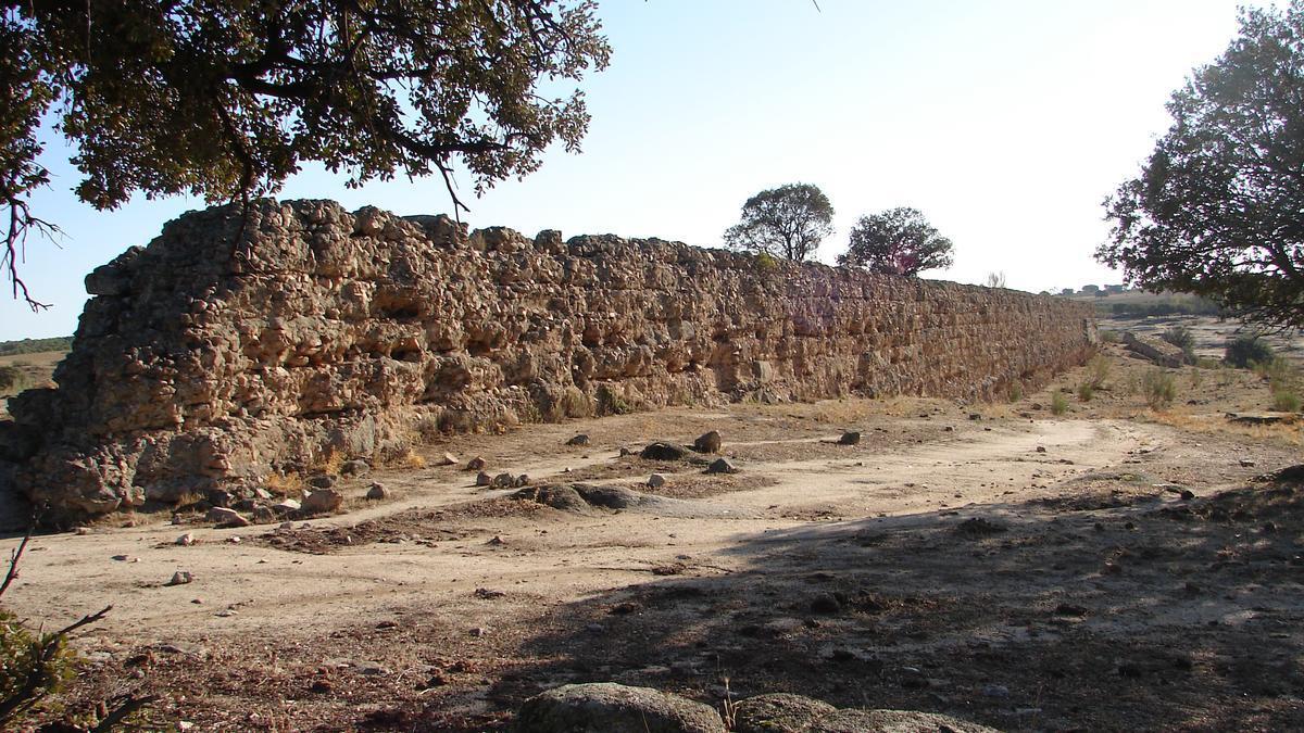 Presa romana La Alcantarilla
