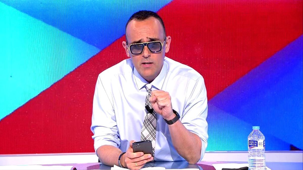 Risto Mejide en 'Todo es mentira'