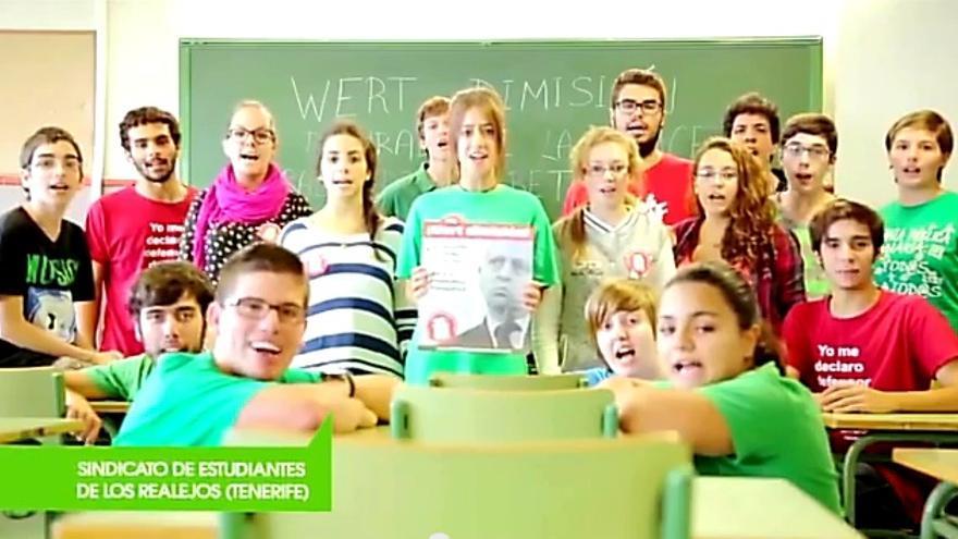 Vídeo: Yo estudié en la pública