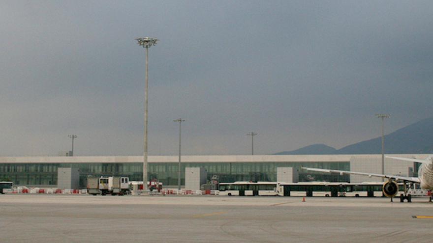Málaga, terminal 3