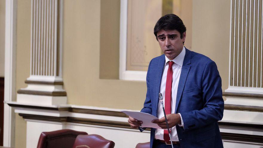 """El PSOE de La Palma tilda de """"miserable"""" la actitud del PP por """"tratar de sacar rédito político de la migración"""""""