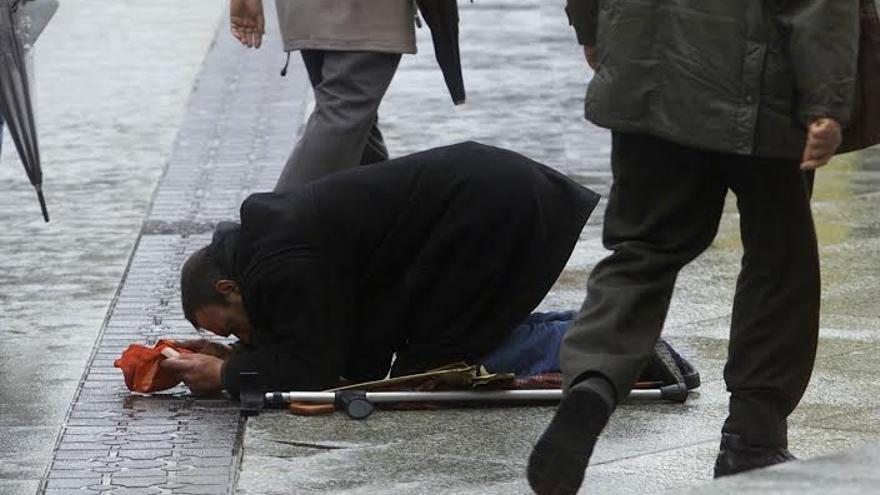 La crisis sigue muy presente en Euskadi.