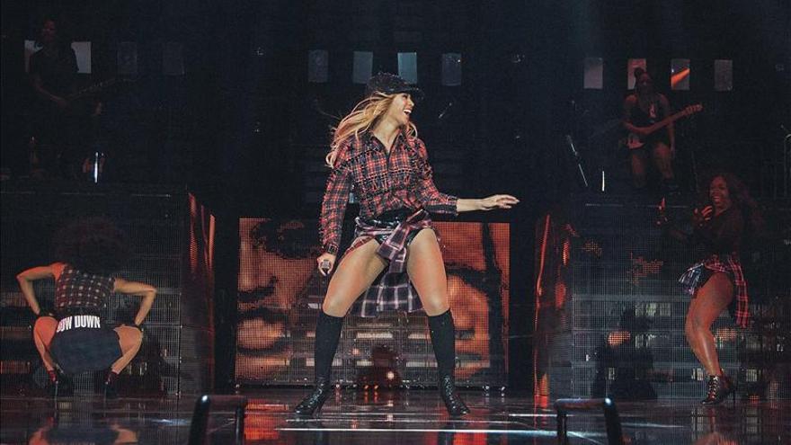 Beyoncé, la cantante femenina que más dinero gana según Forbes