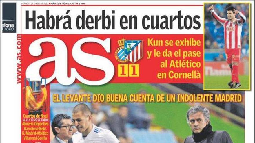 De las portadas del día (07/01/2011) #12