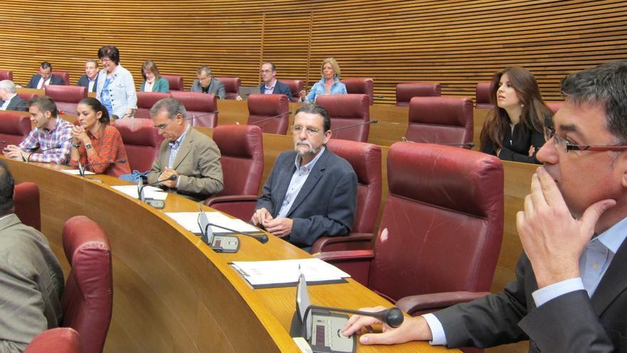 La Mesa de las Corts aborda hoy la negativa de Oltra a acatar su expulsión el 8 de mayo y la posibilidad de sancionarla