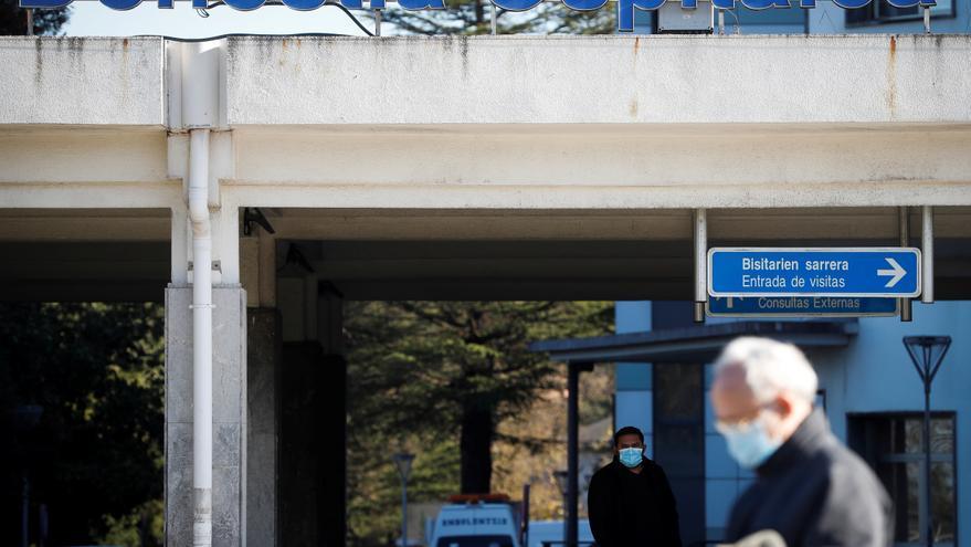 49 muertes semanales por covid en Euskadi, pero sigue bajando la incidencia