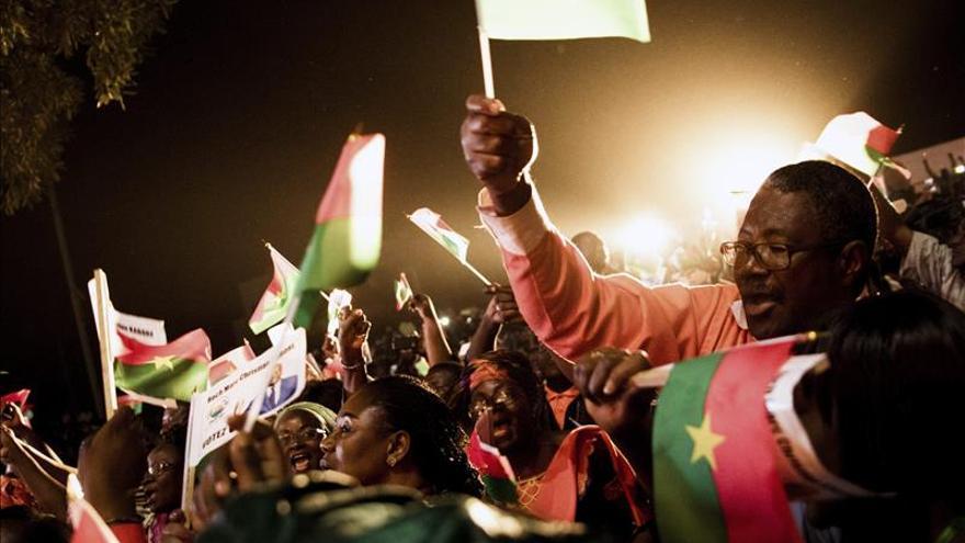 Estados Unidos felicita a Burkina Faso por elegir un nuevo presidente en 30 años