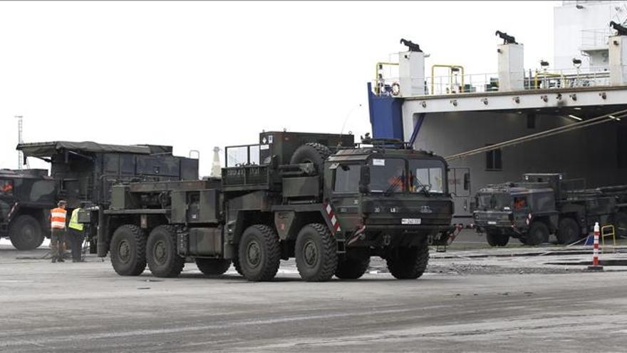 Detienen a 28 turcos por agredir a soldados alemanes de la OTAN