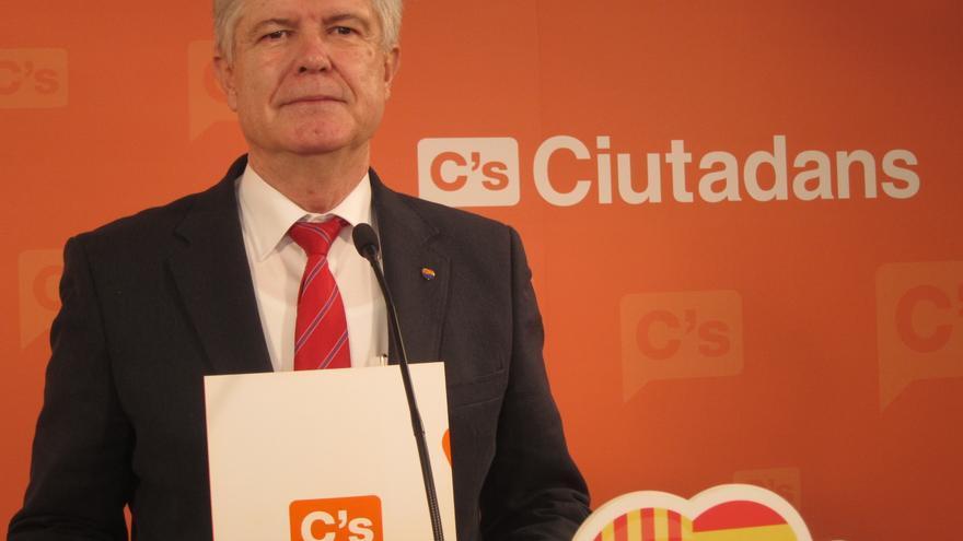 """C's acusa a Mas de esconder una """"imposición unilateral"""" tras su oferta de diálogo"""