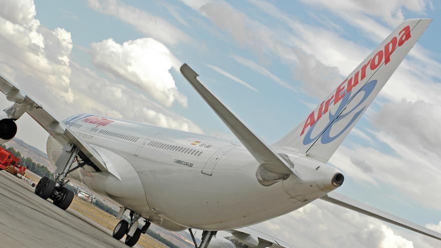 Air Europa operará la conexión con Madrid desde el 17 de febrero