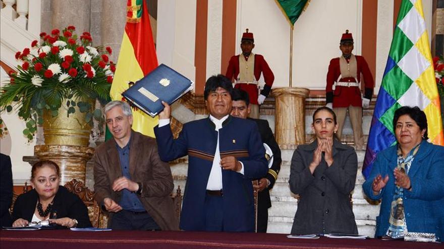 La Policía boliviana se declara en emergencia por alto número de feminicidios