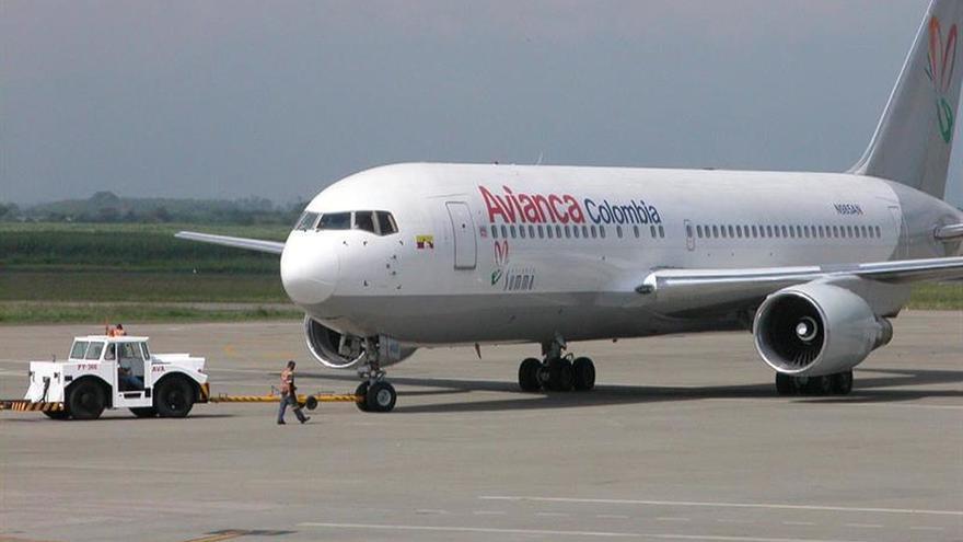 Avianca pone en marcha plan de contingencia por mal clima en Colombia