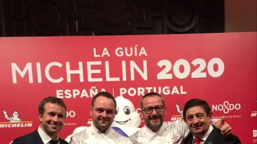 """Reyes se congratula de la segunda estrella Michelin para la provincia por el incremento del """"prestigio"""""""