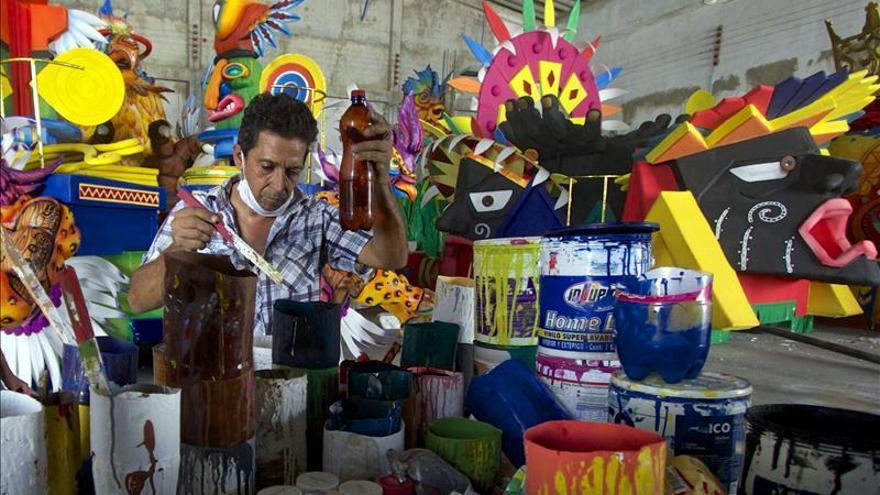 Barranquilla se sumerge en cuatro días de Carnaval