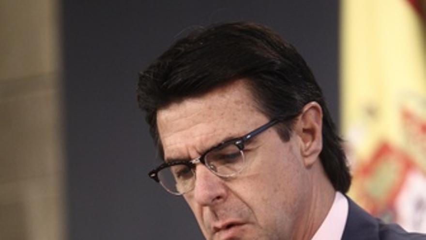 José Manuel Soria En El Consejo De Ministros