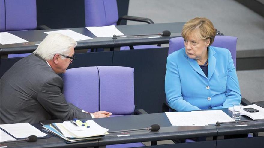 Berlín cree que las negociaciones sobre Siria podrían relanzarse en breve