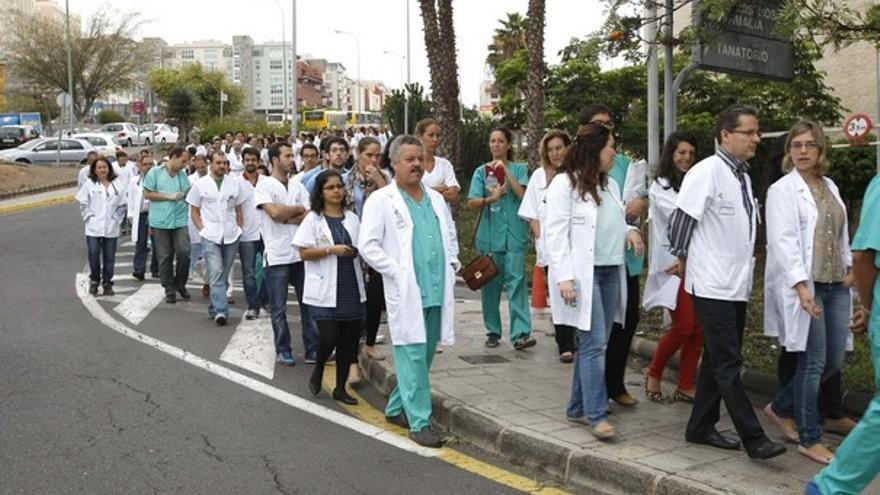 De la concentración de médicos #7