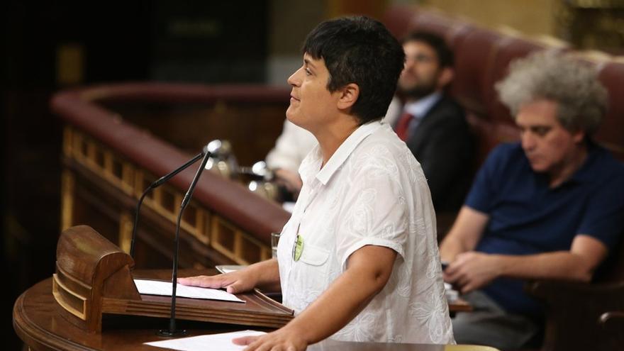 """EH Bildu enmienda a la totalidad los PGE y dice que apoyarlos supone """"blanquear al PP de la corrupción"""""""