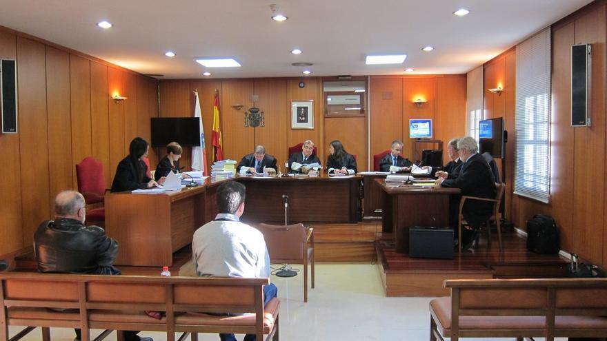 Suspendido el juicio contra los pedáneos de Lusa y Mioño