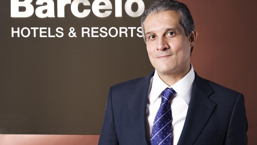 Raúl González, CEO of Barceló for EMEA