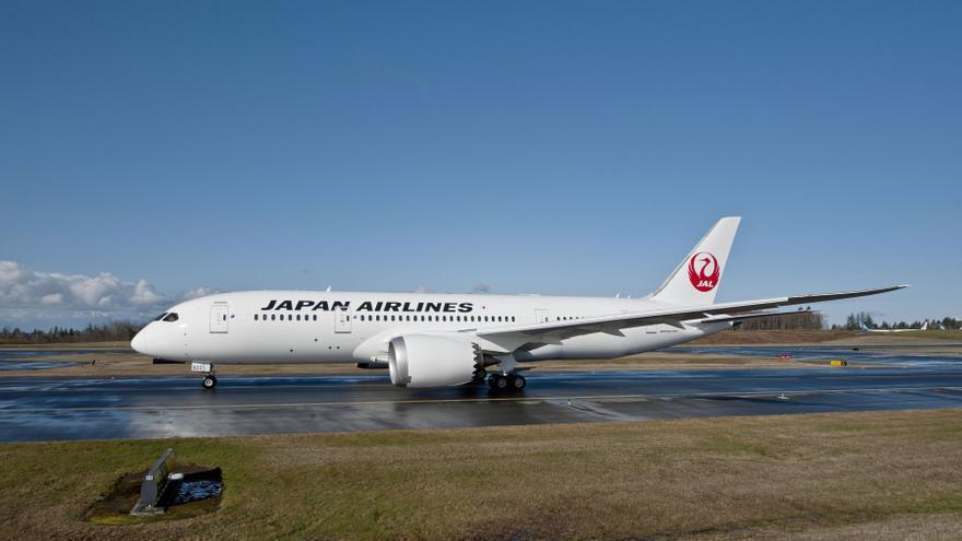 Boeing 787 de Japan Airlines