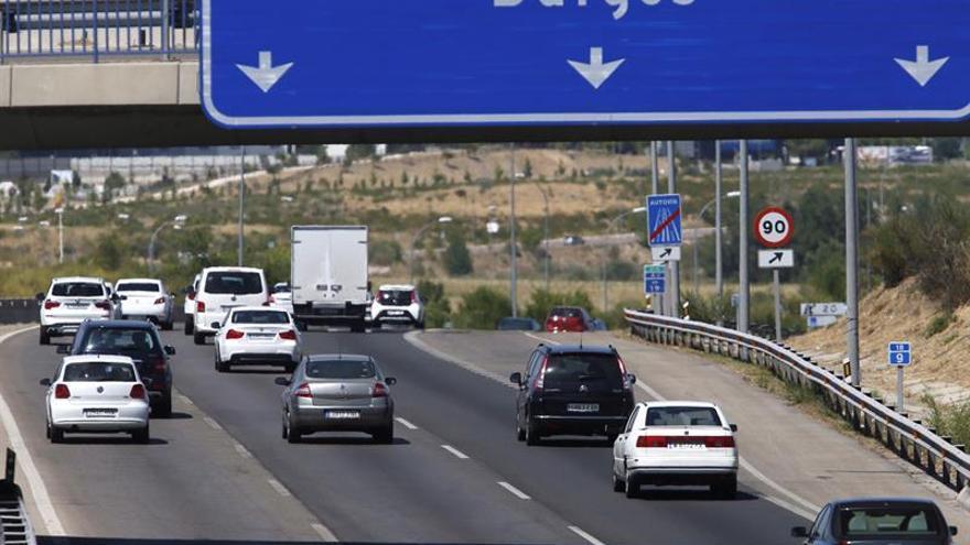 Tres fallecidos en accidentes de tráfico desde el inicio del fin de semana