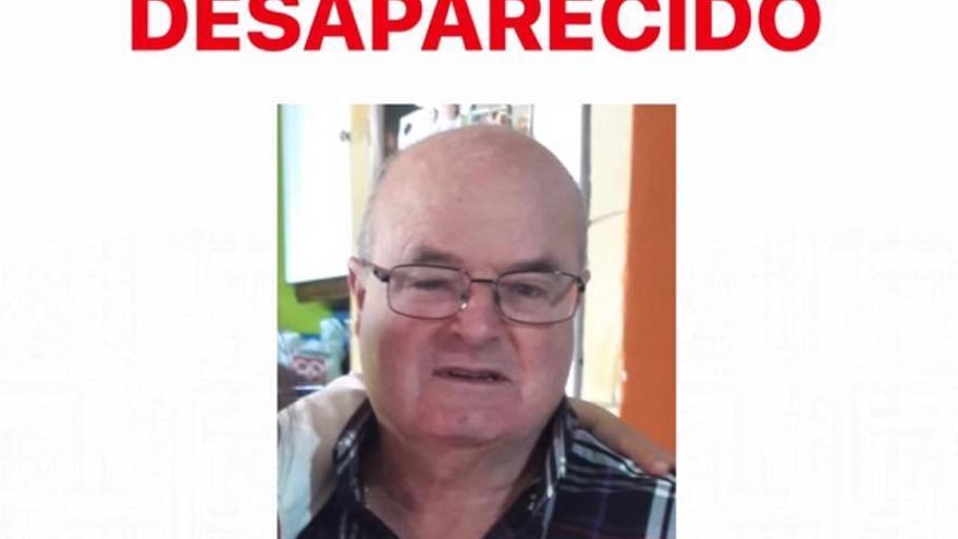 Manuel Monzón, desaparecido desde este viernes en Gran Canaria.