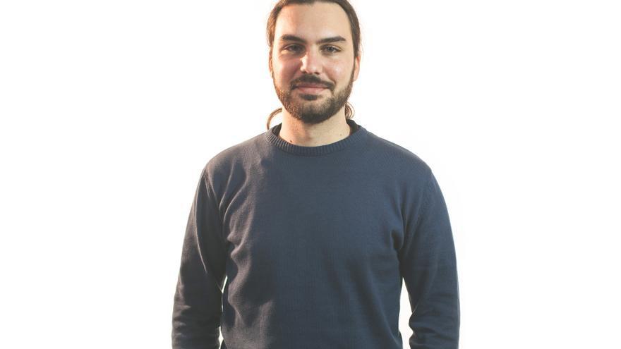 Jorge Sanz es el segundo en la lista de IU a las Cortes de Aragón por Zaragoza.